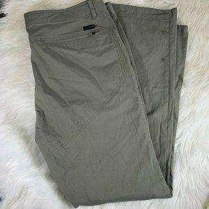 Mountain Hardware Cargo Khaki Work Pants Cotton Si
